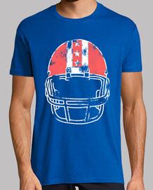 casco de fútbol americano