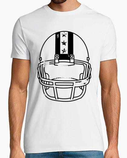 Camiseta casco de fútbol americano desgastado - nº 1449168 ... 5a0bb84b89e