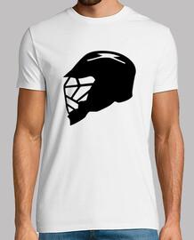 casco di lacrosse