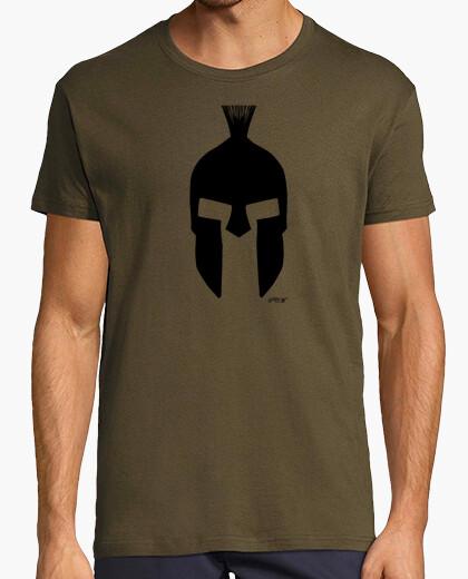 Camiseta Casco espartano