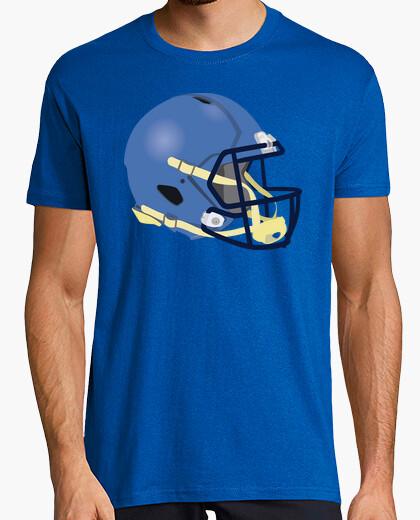 Camiseta Casco NFL Futbol Americano - nº 1244446 - Camisetas latostadora 7d2764c4bf6