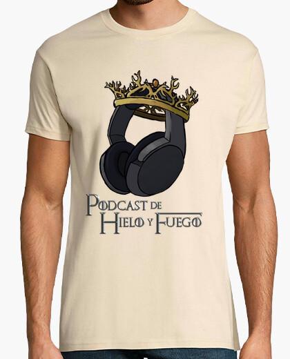 Camiseta CASCOS CORONADOS HOMBRE