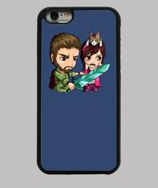 case blue iphone 6