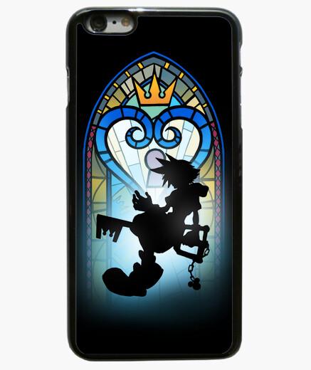 Coque Iphone 6 Plus / 6S Plus case coeur de fenêtre