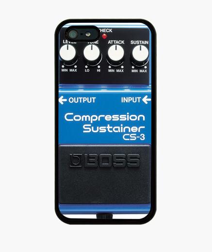Funda iPhone Case Compression guitar iphone 5