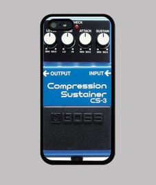 Case Compression guitar iphone 5