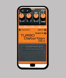 Case distortion guitar iphone 5