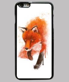 case encre renard