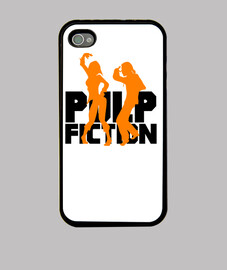 case iphone 4 and 4s - pulp fiction