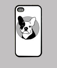 case iphone 4, black
