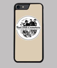 case iphone 7/8 sad hill logo