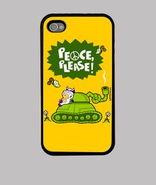 case iphone peace, please