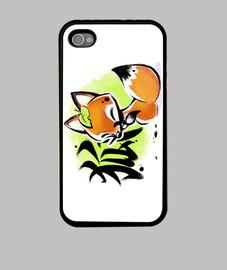 case kitsune kanji