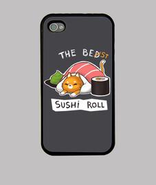 case lit de sushi