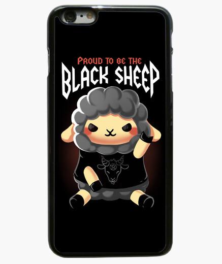 Coque Iphone 6 Plus / 6S Plus case mouton noir