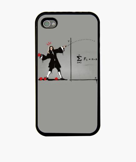Coque iPhone case newton bombs