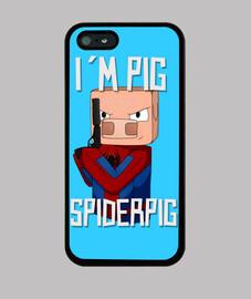 caso iphone5 spiderpig