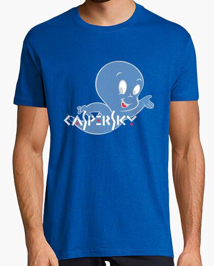 Camiseta CASPERSKY