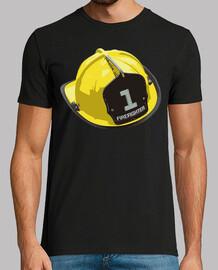 casque / nº1 / pompier