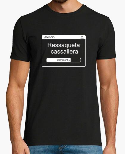 Tee-shirt cassallera ressaqueta