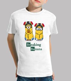 casser la banane