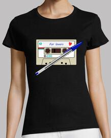 cassette et stylo