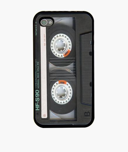 Funda iPhone Cassette Sony