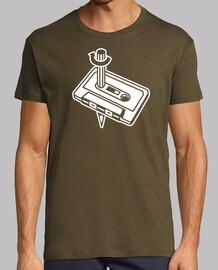 Cassette y Lapicero