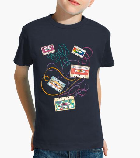 Vêtements enfant cassettes de musique - musique