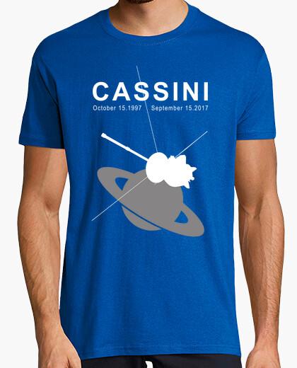 Camiseta cassini-huygens espacial 15 de septiembre.