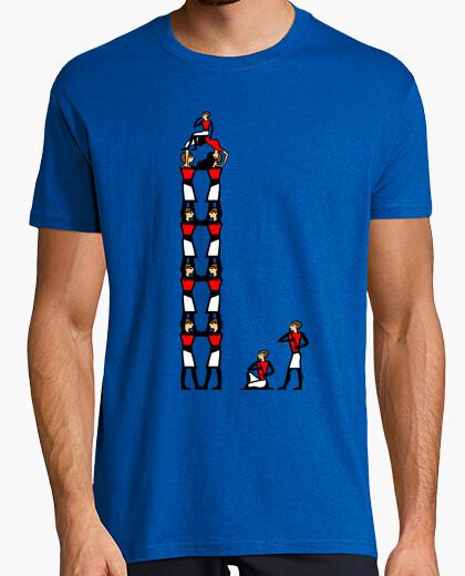 Camiseta Castellers