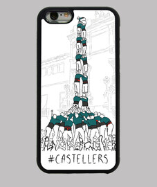 castellers - couverture iphone 6 plus