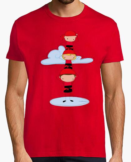 Camiseta Castellers rojo