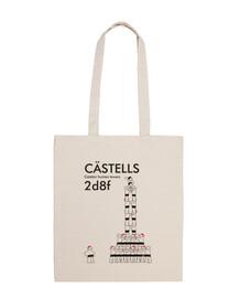 Castells 2d8f tote bag
