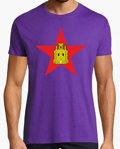 Camiseta Castilla comunera