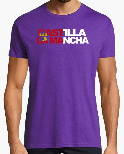 Camiseta CASTILLA LA MANCHA (BANDERA)