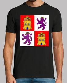 Castilla y León estandarte