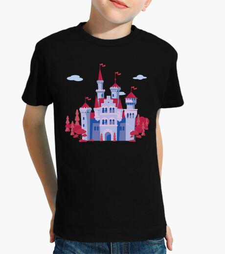 Ropa infantil Castillo Rosas Princesas Principes