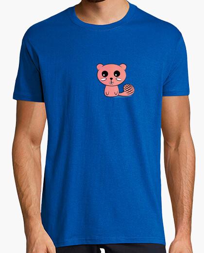 Camiseta Castor