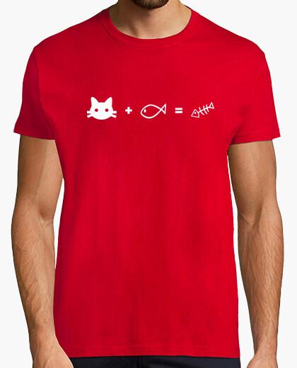 Camiseta Cat-thematics