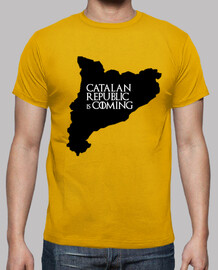 Cat catalan republic