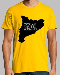 Cat catalan republic