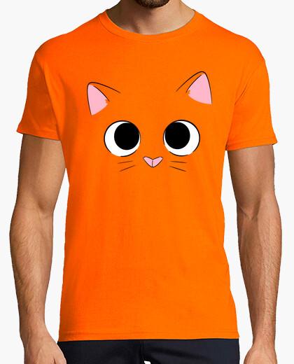 Camiseta Cat face