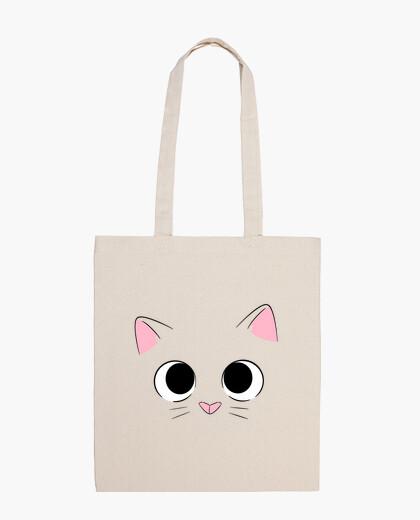 Bolsa Cat face