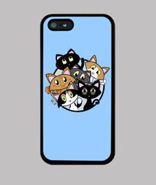 CAT LOVER iPhone 5 / 5s