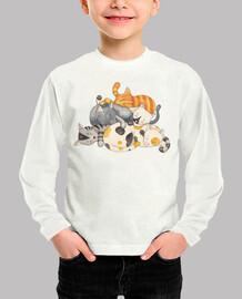 Cat Nap - Siesta Time (camiseta)