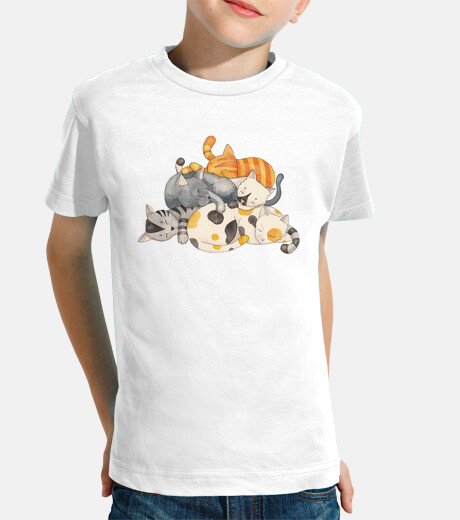 Cat Nap - Siesta Time (camiseta)