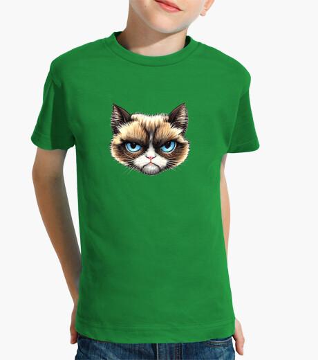 Ropa infantil Cat Niño, manga corta, verde