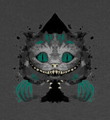 Camisetas Cat of Spades