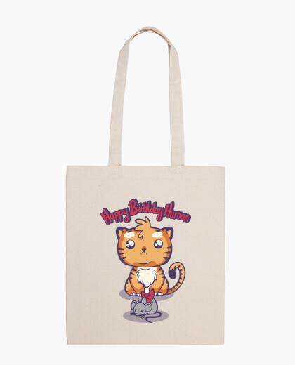 Bolsa Cat present